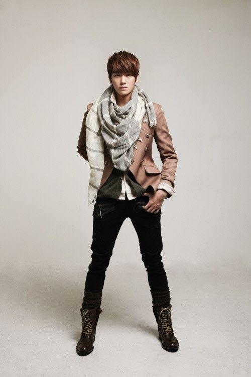 Park Hyungsik, from ZE:A #zea
