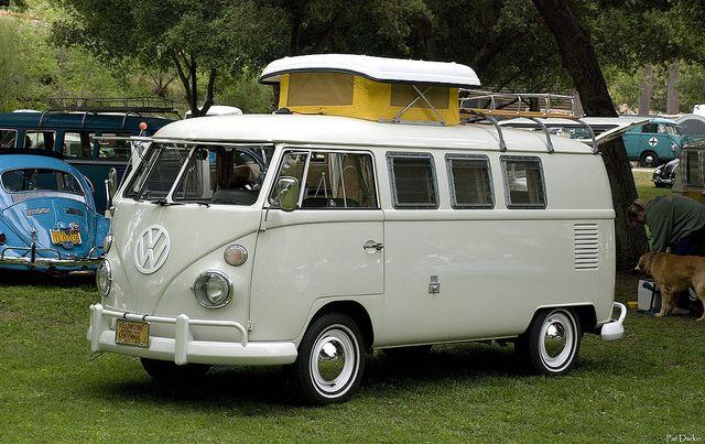 1965 Volkswagen Camper Van Beige Fvl Volkswagen Vw Camper