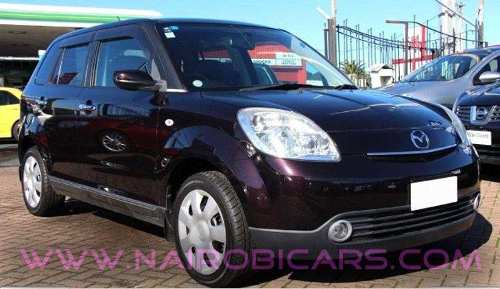 2004 Mazda Verisa For Sale In Nairobi Kenya Price 600k Check