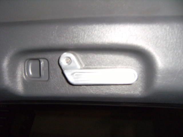 Aluminum Targa Handles Honda Del Sol Aluminum Honda Logo