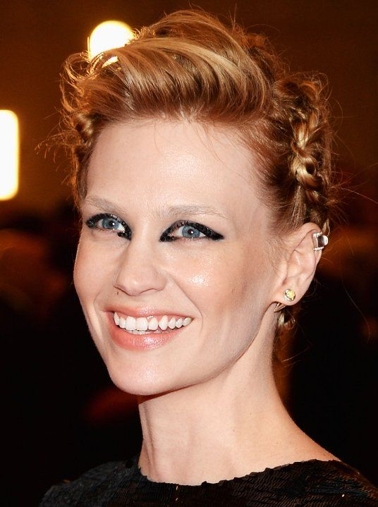 january jones eye makeup 2013 met gala