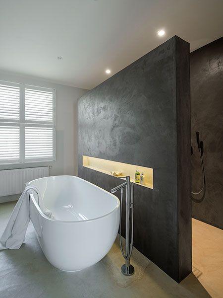 Strak landelijke badkamers - Badkamer | Pinterest - Landelijke ...