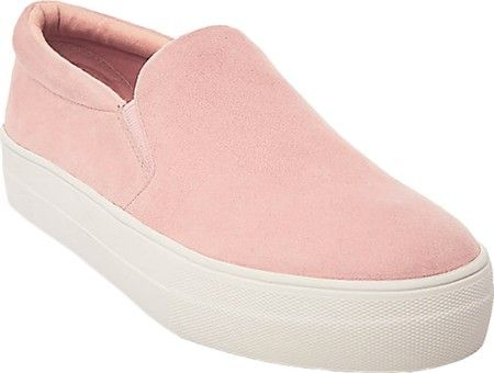 Steve Madden Women's Gills Fashion Sneaker, Rose Gold, 10 M US