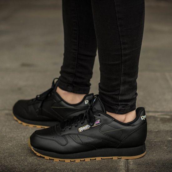 reebok leather classics black gum - Google keresés  2753f767a