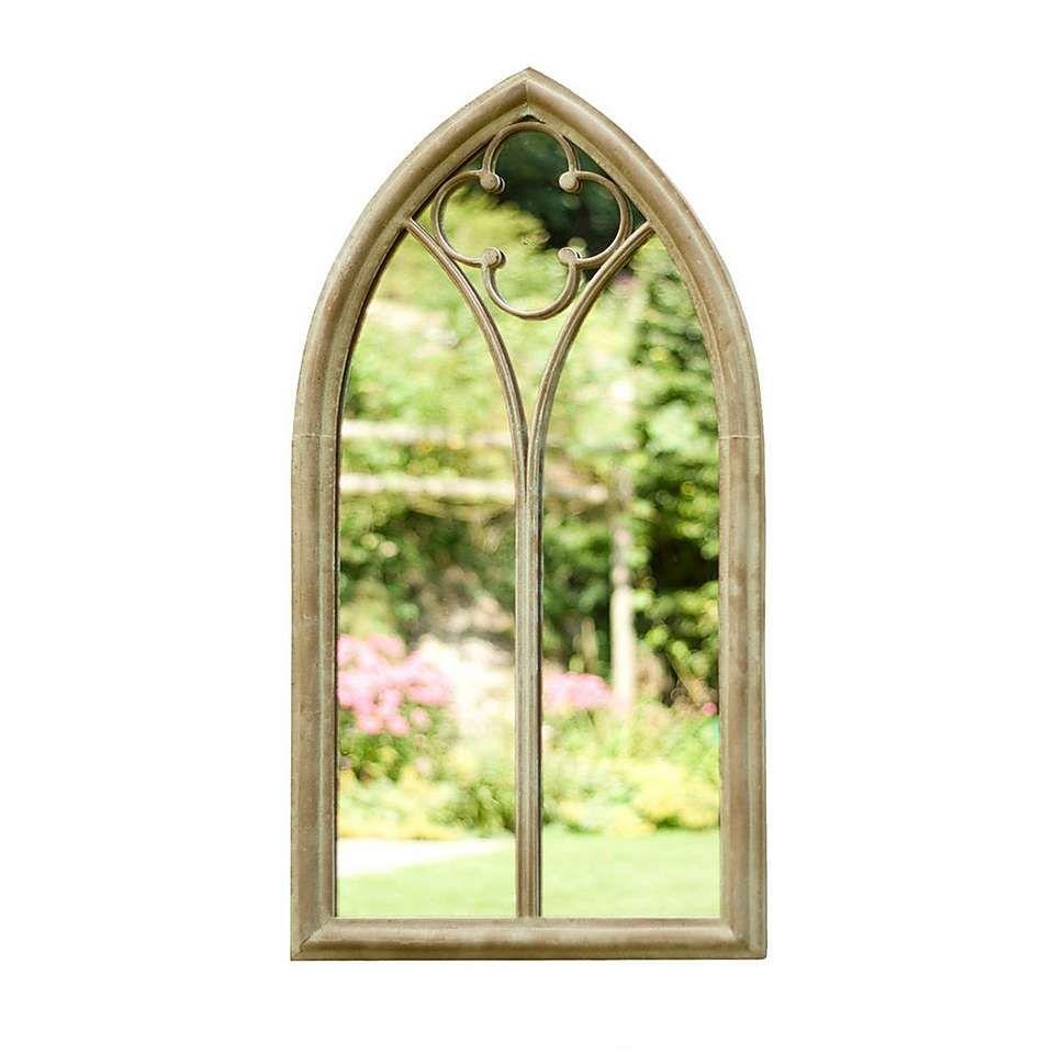 Church Window Mirror Outdoor Mirror Window Mirror Church Windows