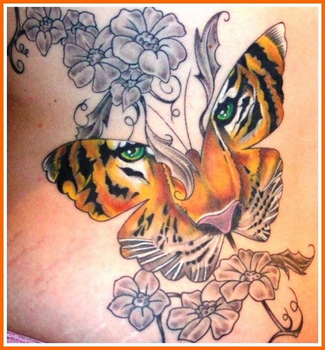 Butterfly Tattoo Designs Tattoos Ideas August 2016