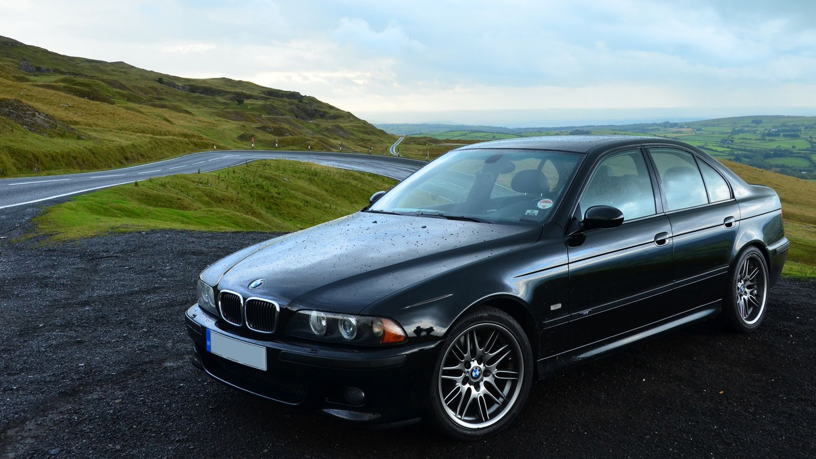 Your ridiculously cool bmw m5 wallpaper is here dark - Bmw e39 wallpaper ...