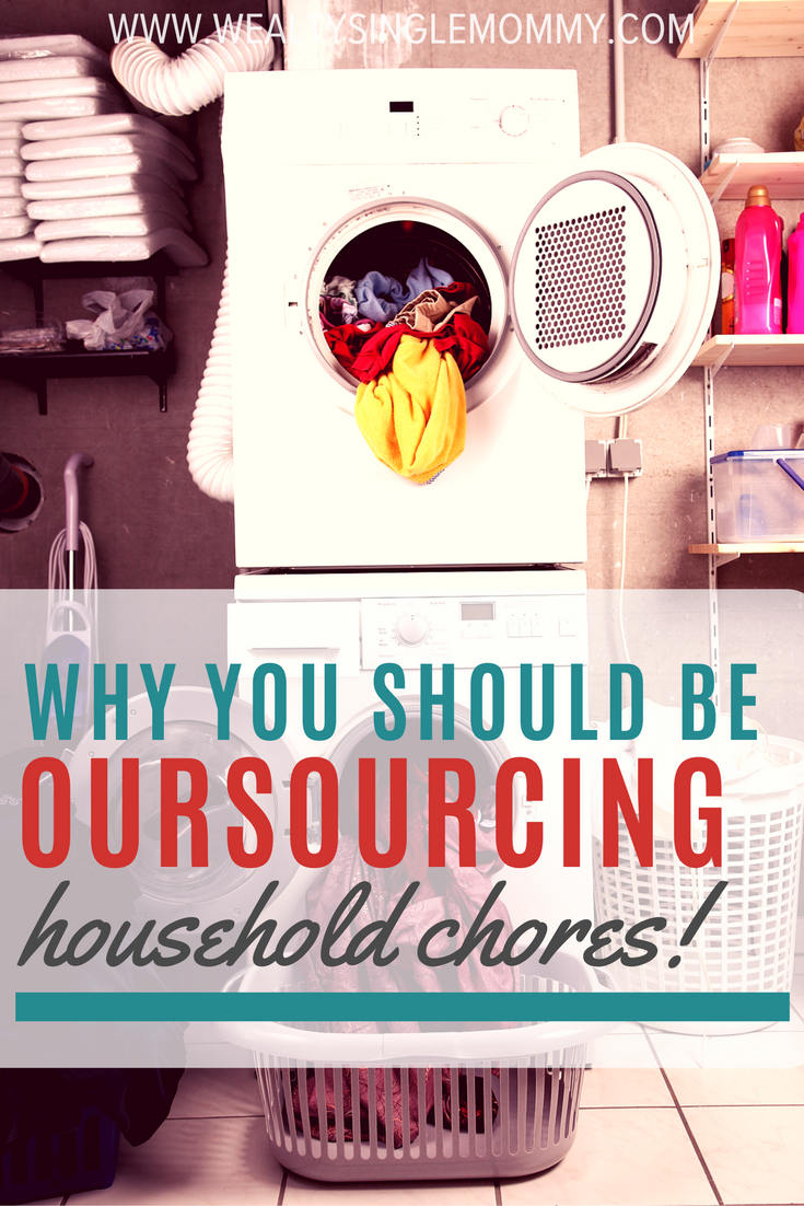 Save Sanity And Time Outsource Laundry And Household Chores