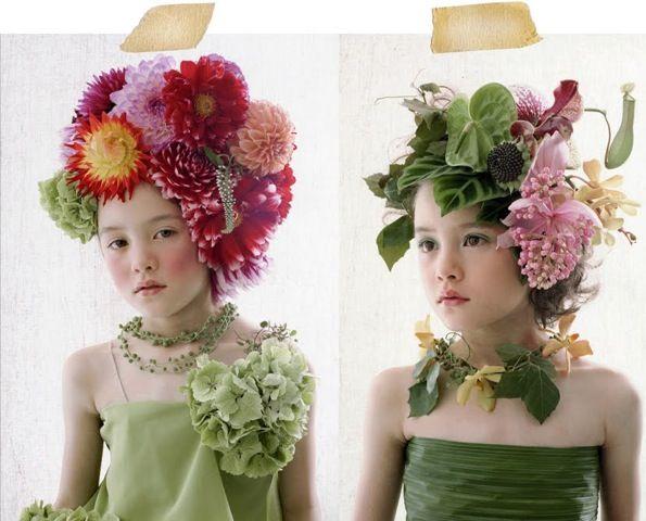 ~~  children's flower crowns
