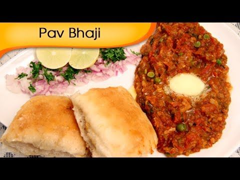 Pav bhaji spicy fast food recipe by ruchi bharani vegetarian hd pav bhaji spicy fast food recipe by ruchi bharani vegetarian hd forumfinder Image collections