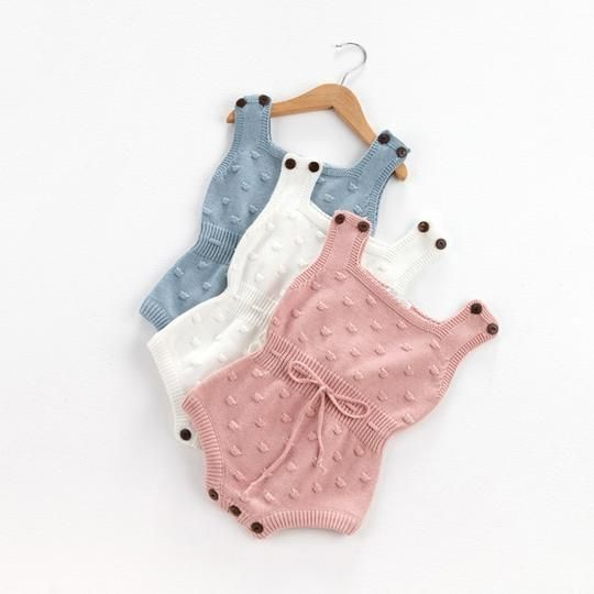 Photo of 2017 Ins Hot Knitted Romper Christmas Newborn Boy Suits for baby Girls Baby rompers Ovearlls Ruffles Princess Kids Girl Romper