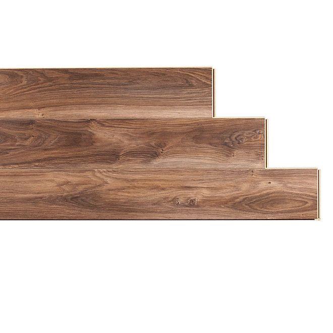Laminate Flooring 10mm Megaloc Black Brown