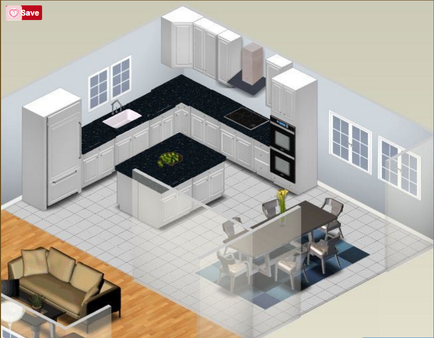 Whether You Are Remodeling Your Old Kitchen Or Building A New One,  Understanding Some Organizational
