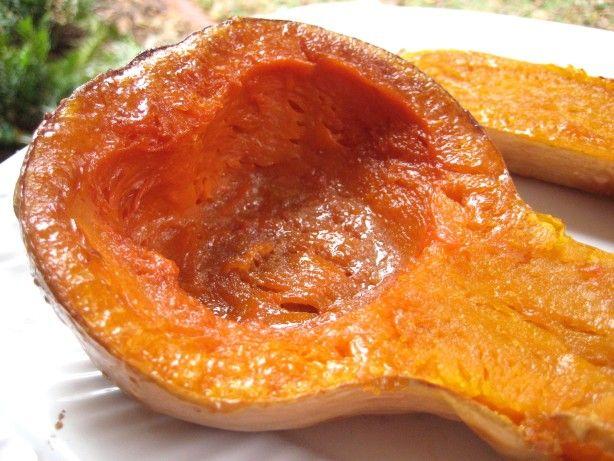 Brown Sugar Glazed Winter Squash Recipe Food Recipes Food