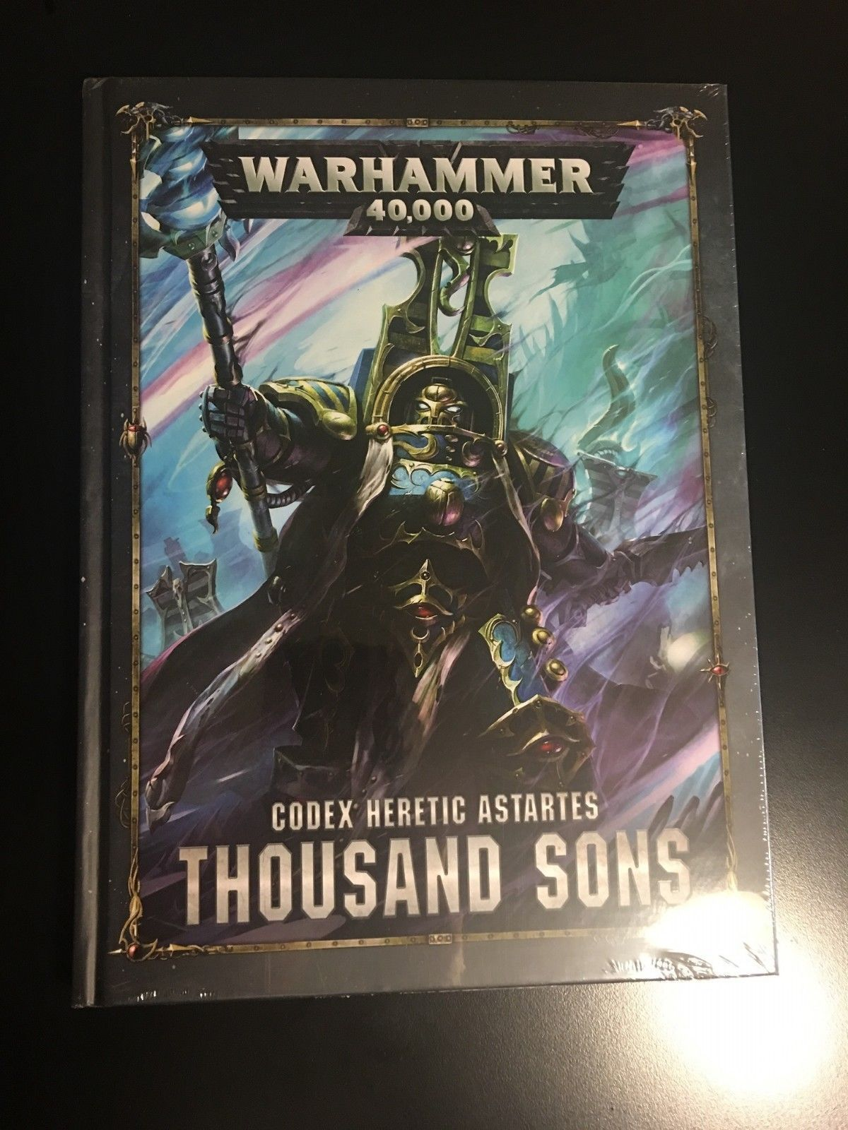 40K Rulebooks and Publications 90944: Warhammer 40K Codex Thousand