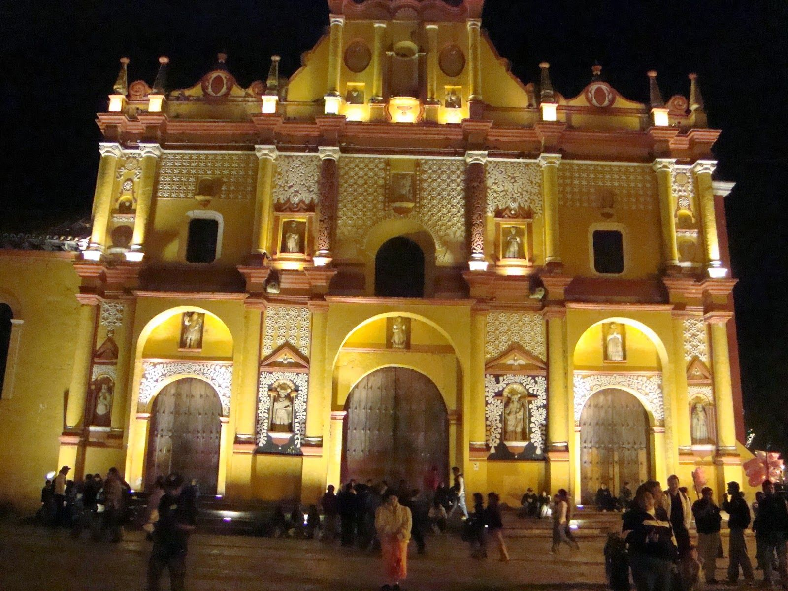 Un poquito de aquí... Un poquito de allá...: Conoce: Chiapas, sus 10 Lugares Más Famosos e Incr...
