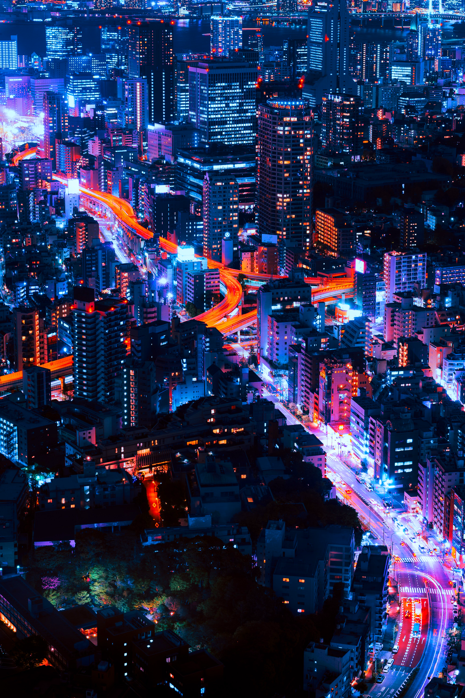 Stadt In Japan 94