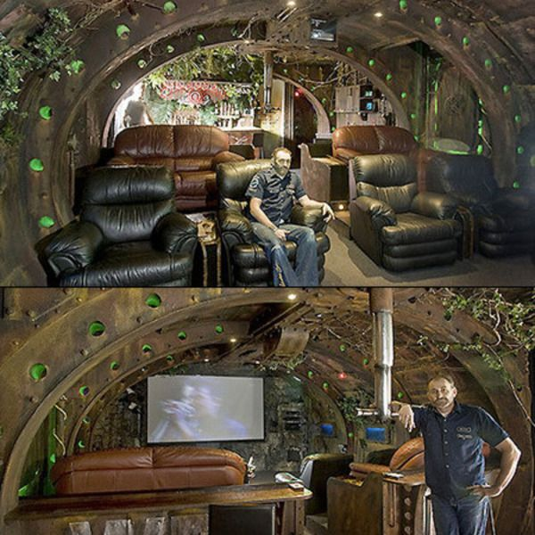 436 Best Dream Theaters Images On Pinterest: How To Make Your Home Entertainment Setup Epic (With