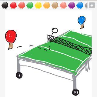 Pingpong Table Tennis Table Tennis Ping Pong Ping Pong Table