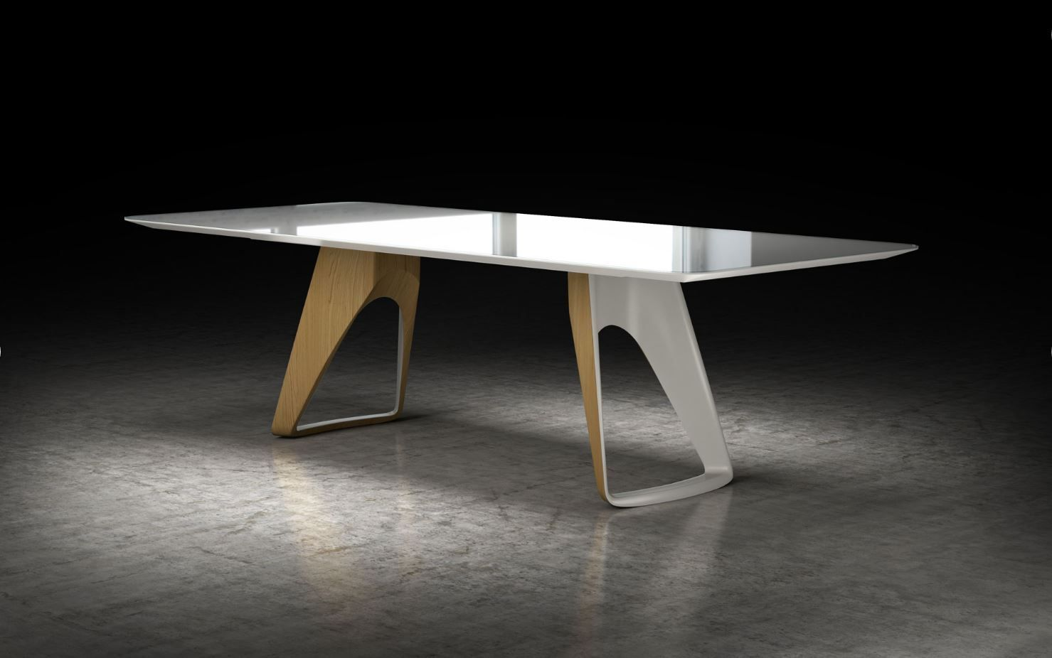 Preston Dining Table Dining Table Glass Dining Table Table