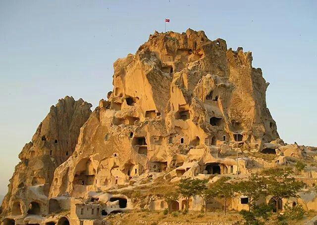 La Capadoccia, Turquia