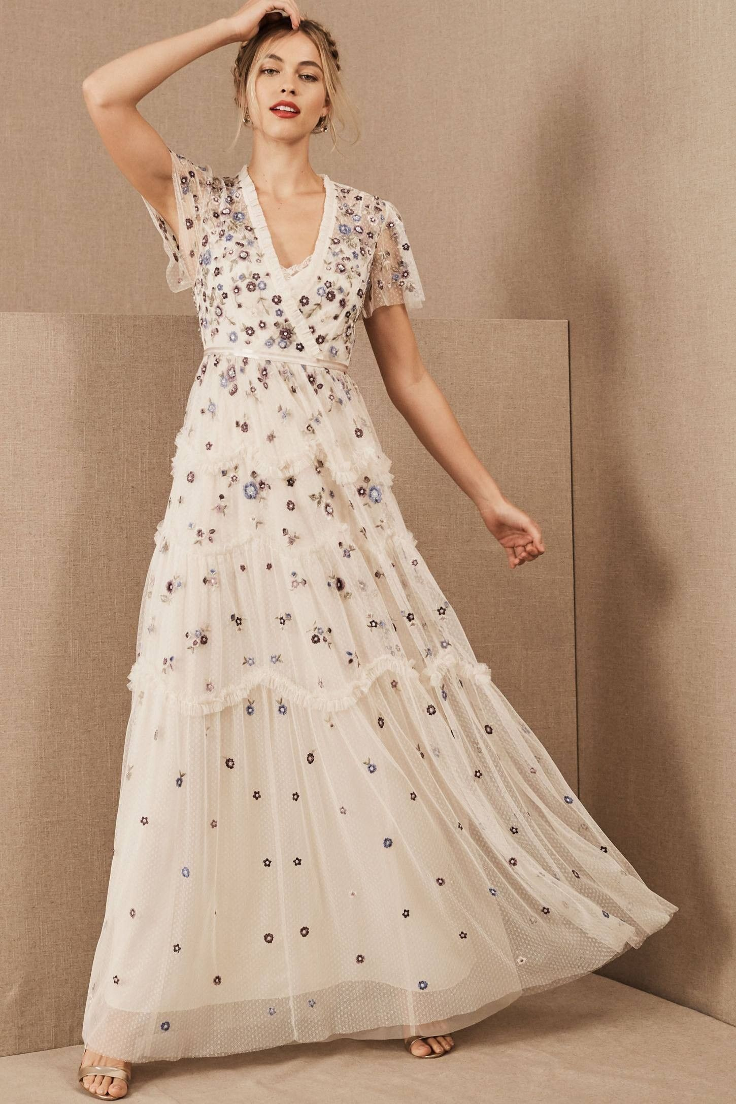 Needle & Thread Prairie Flora Dress in 2020 (With images