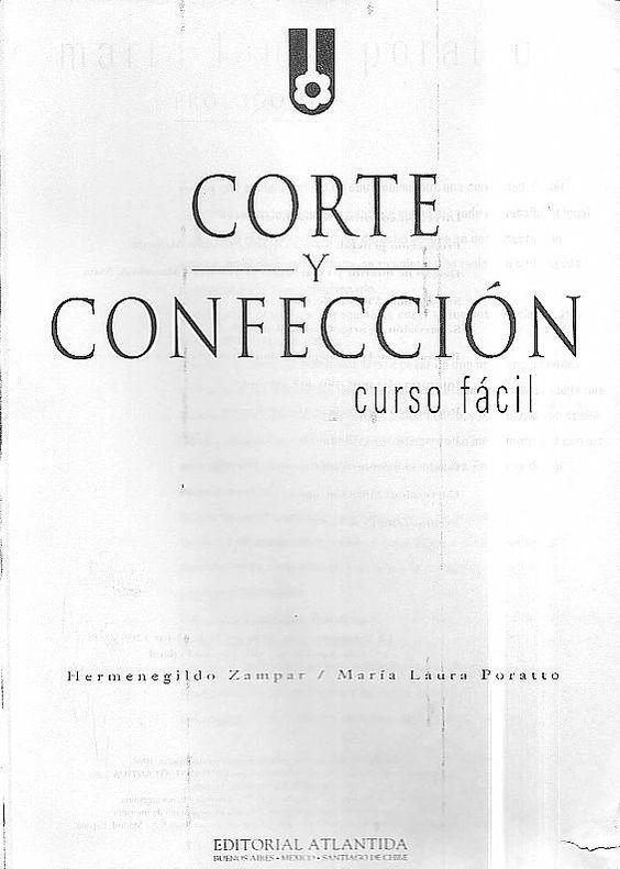 corte y confección - curso fácil (194)oto: | JERILULILUJI ...