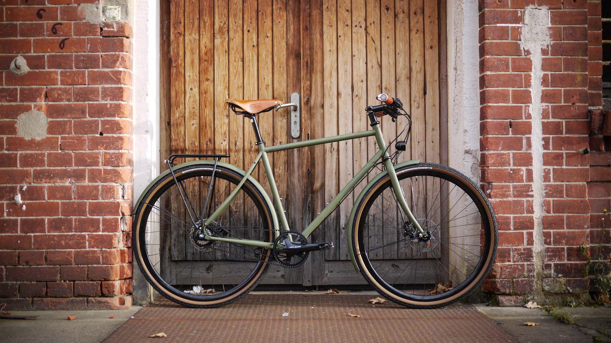 Black Friday Unser Colorfriday Rad Ist Olivgrun Fahrrad