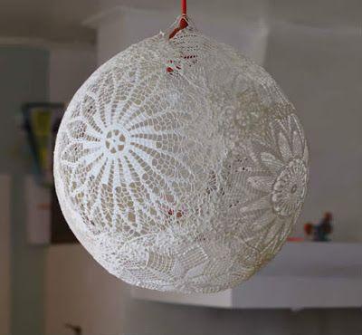 7 Ideas Para Hacer Lamparas Con Material Reciclado Crafts - Ideas-para-hacer-lamparas