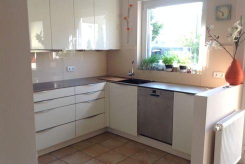 Die Küchenrückwand aus Glas ist leicht zu reinigen, hygienisch und - fliesen für küchenwand