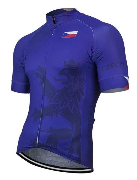 Download Czech Republic Cycling Jersey Cycling Outfit Cycling Jersey Mens Cycling