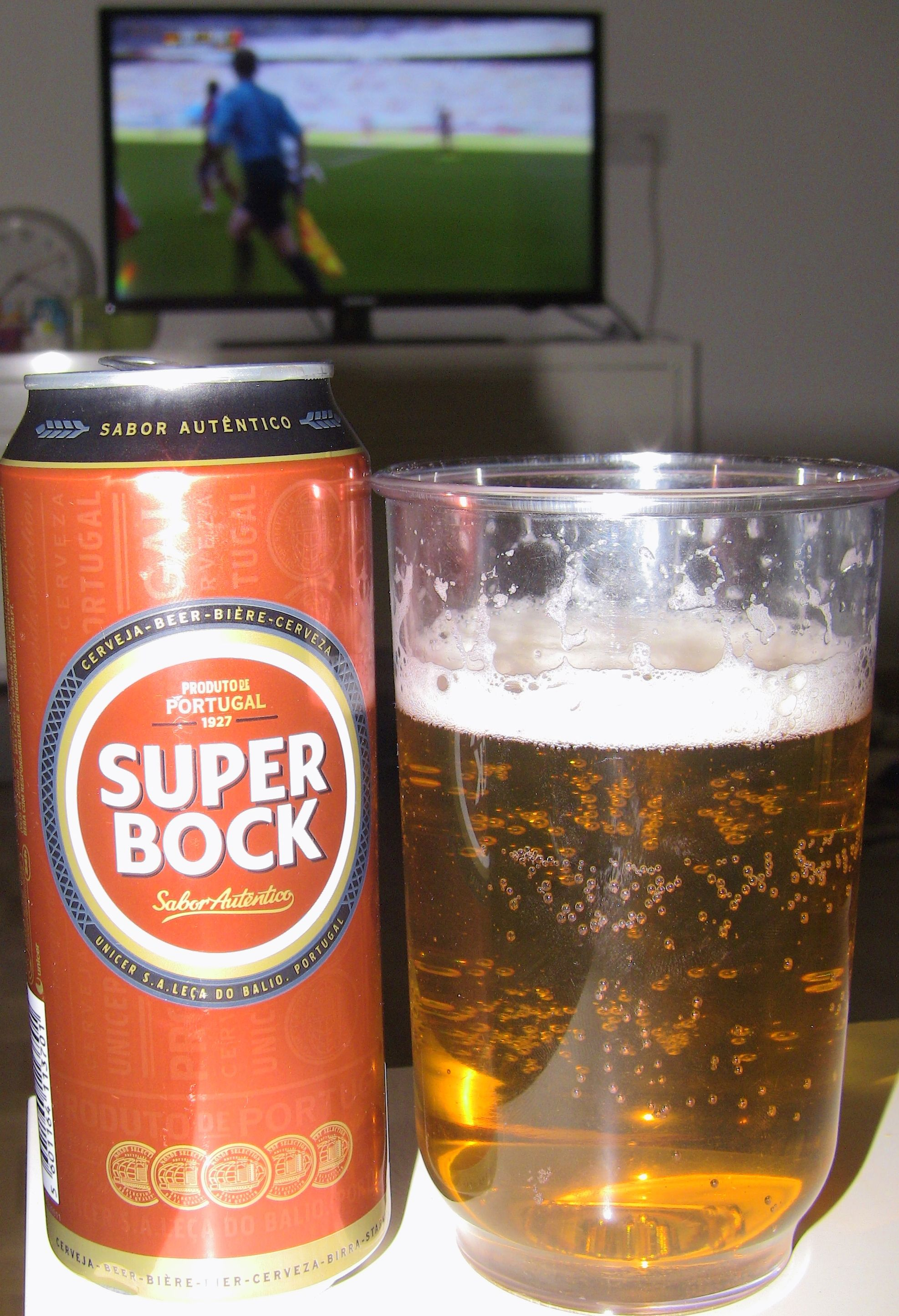 Super Bock High Quality Portuguese Lager Most Popular Beers