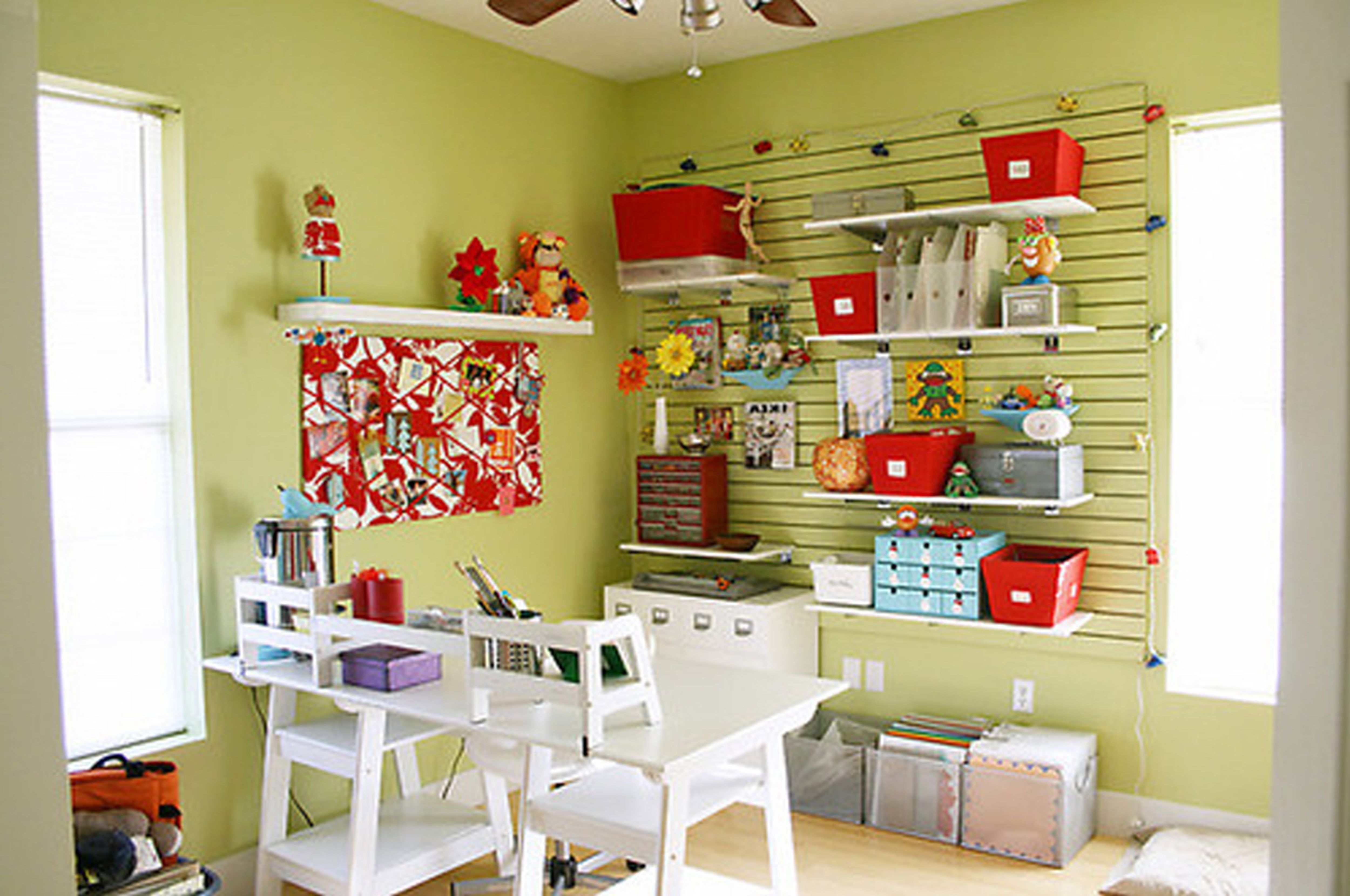 home office ideas - Google Search | Crafty Room | Pinterest | Room