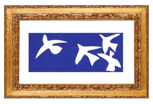 Henri Matisse Les Oiseaux Dnu Country Flags Canada
