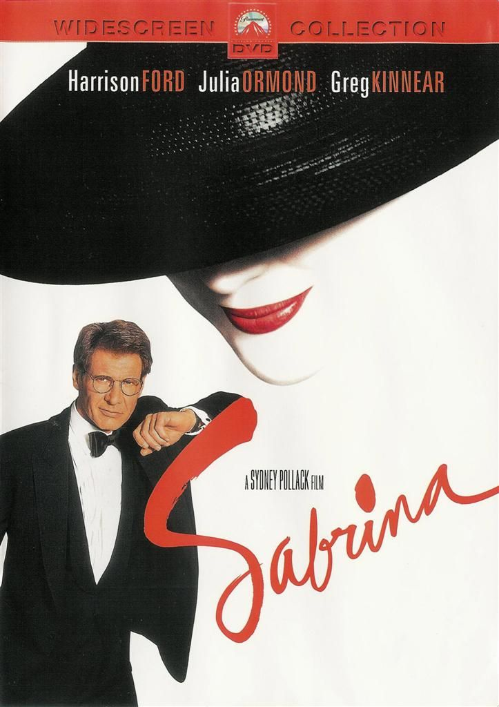 Sabrina (1995) - I think I actually like this modern version better then the orginal with Bogart, go figure.  (8.5/10)