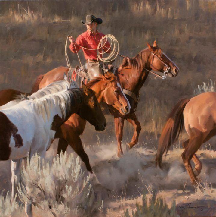 Cowboyin' by Tom Browning