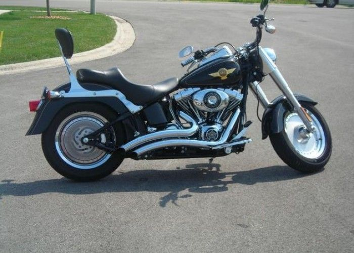 2005 Harley-Davidson Fatboy | Motorcycles | Harley davidson