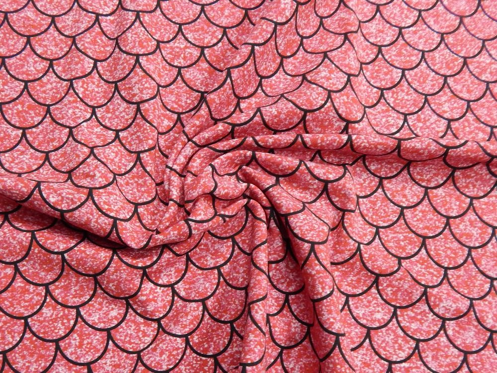 pink scales sft via MADHOUSE fabrics and more. Click on the image to see more!