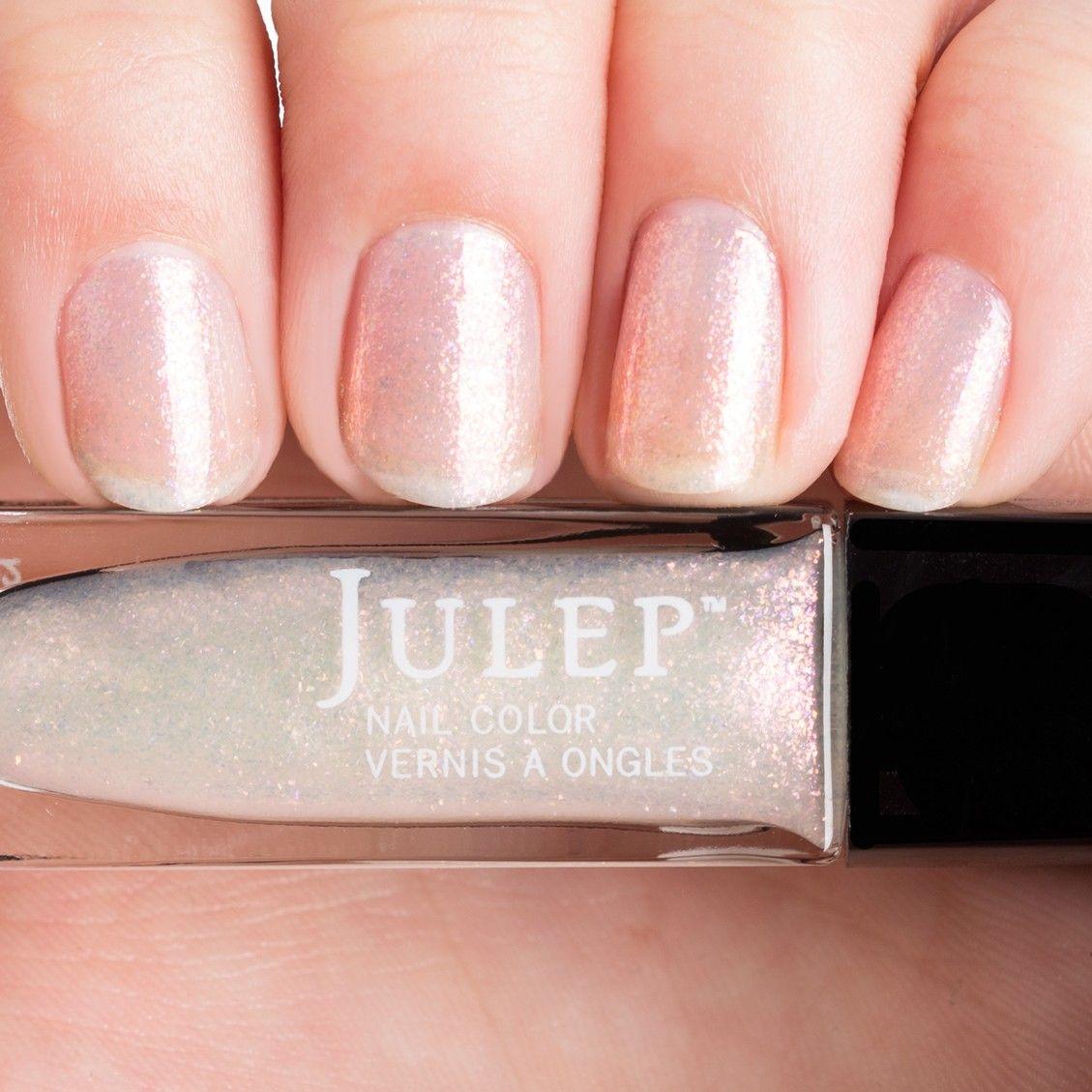 Julep Katerina: Pixie mutidimensional iridescent top coat ...