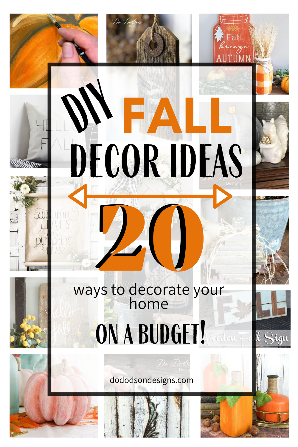 19 Amazing Diy Fall Decor Ideas For Your Home Fall Decor Diy Diy Fall Easy Diy Fall Decor