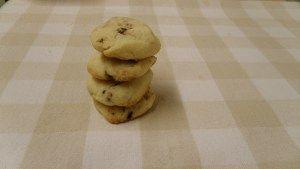 galletas con sabor a chocolate y naranja (sin azúcar)