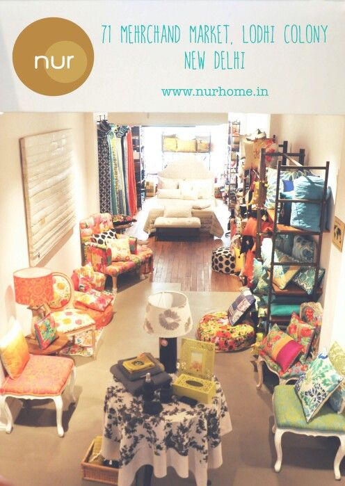 Home Decor Trends Last Week Nur Announced The Launch Of Their Flagship Store At Meherchand Market New