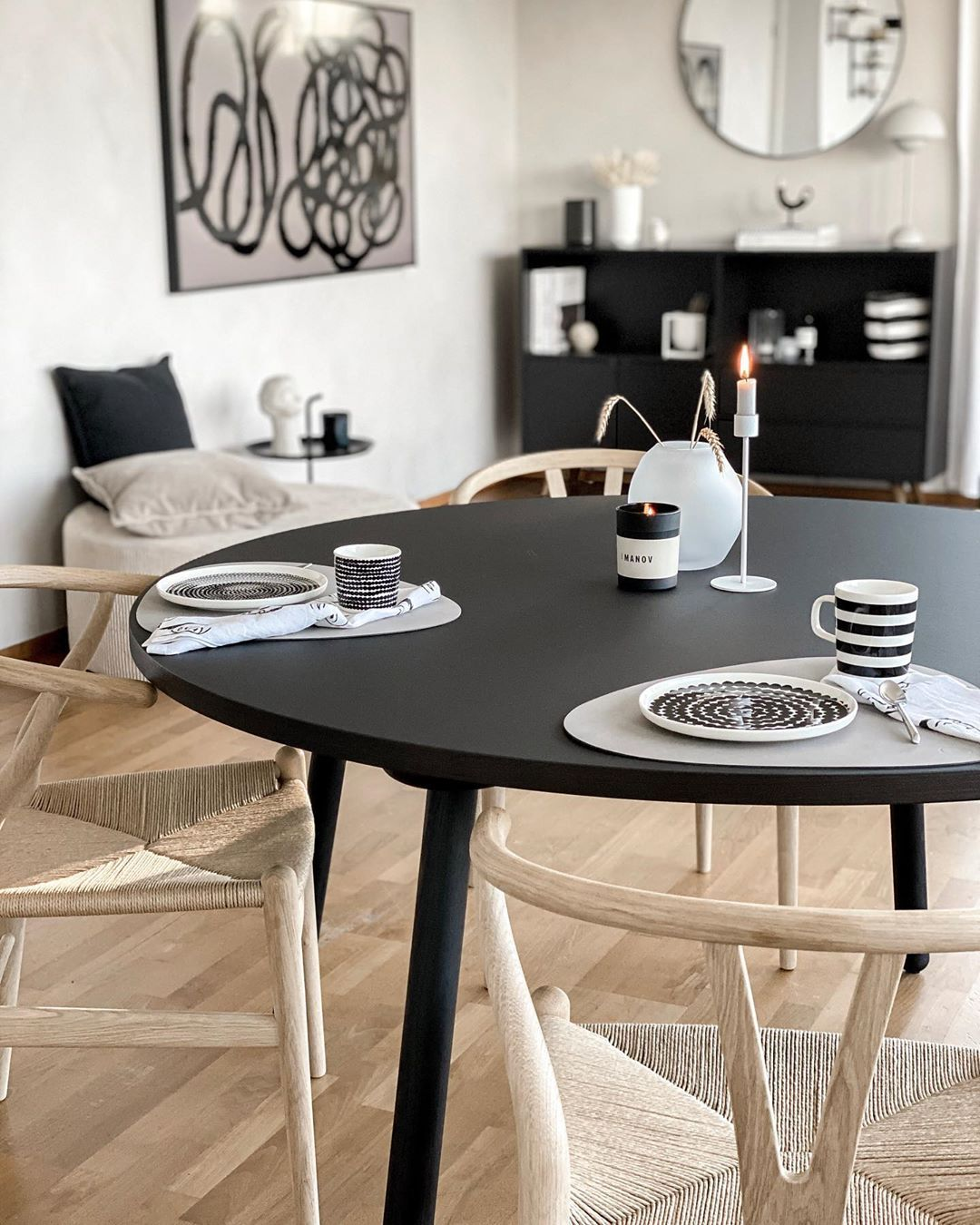 17 Scandinavian Dining Tables With Hygge Style In 2020