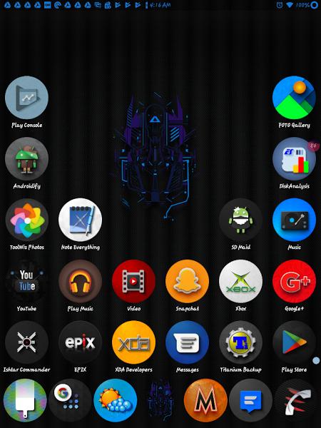 Pin de jose a en Download android games The Mixture Icon