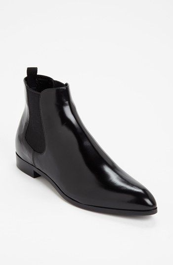 266649a9153 all times best! perfect everyday shoes. Prada Chelsea Boot available at   Nordstrom