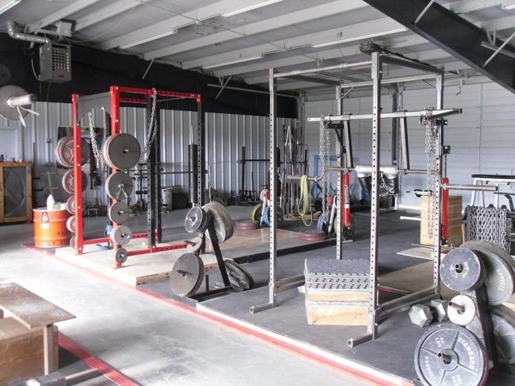 Extraordinary home powerlifting gym digital photo ideas