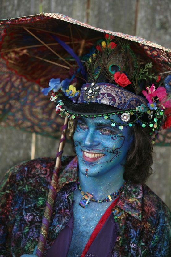 Faerie guy from Burning Man