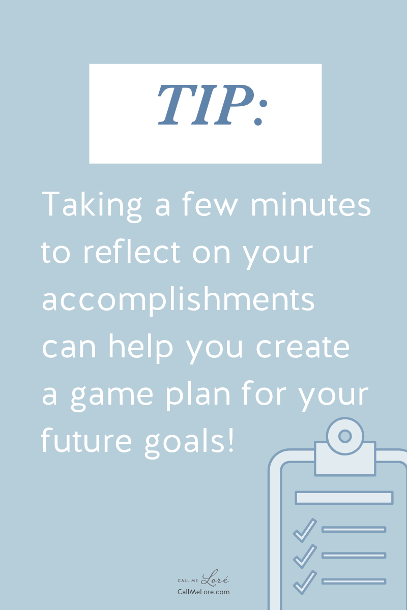 Setting New Year's Resolutions + FREE Downloadable Goals