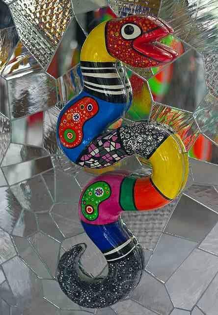 Hannover Niki De Saint Phalle Grotto In Den Herrenh User