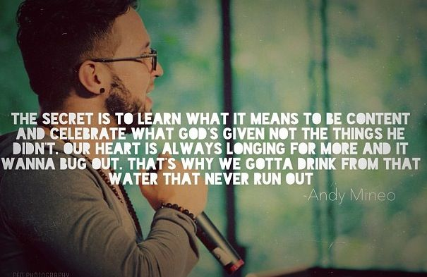 Andy Mineo Top Quotes. QuotesGram